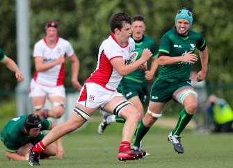 Action-Packed First Day At IRFU Under-18 Men's Interprovincial Festival