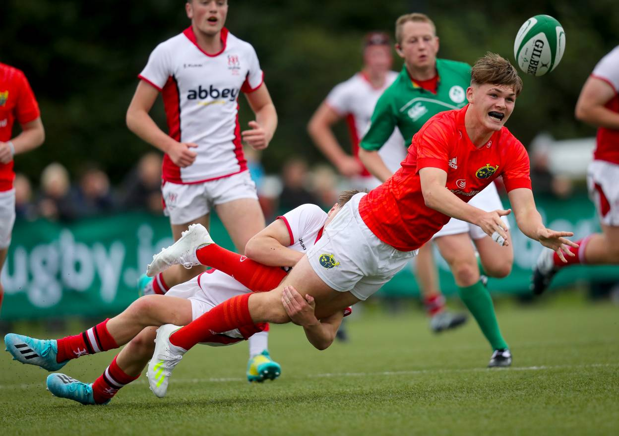U-18 Men's Interprovincial Festival: Round 2 Review/Try Highlights
