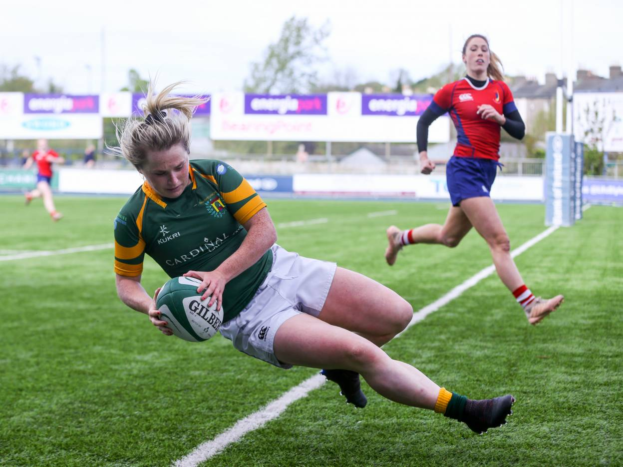 Energia Women's All-Ireland League: Round 10 Results