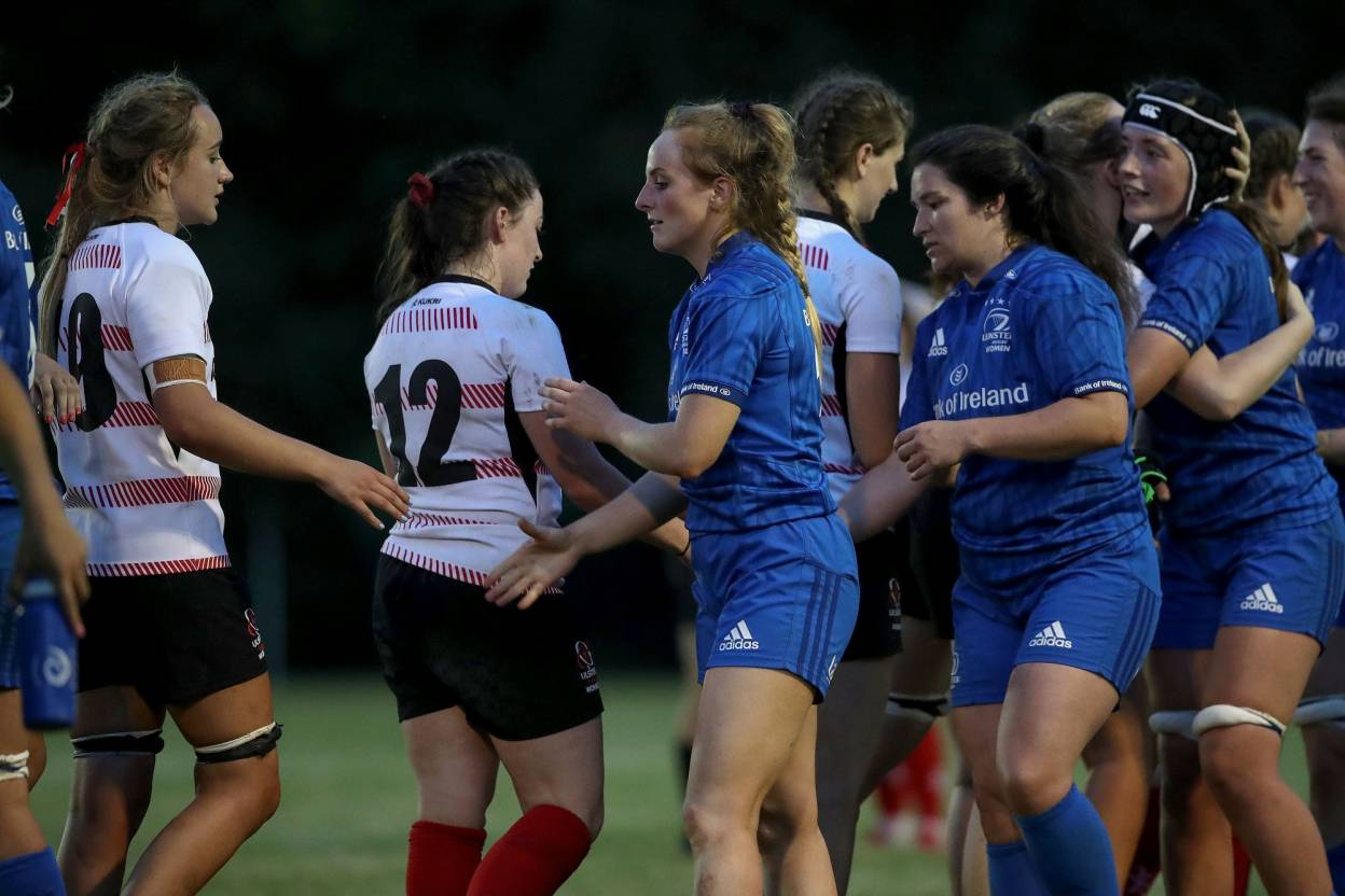 Women's Interprovincial Championship: Round 2 Review/Try Highlights
