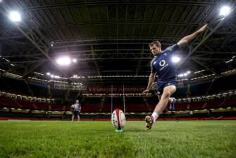 Ireland Rugby Kicking Session, Principality Stadium, Cardiff, Wales 30/8/2019 Jack Carty Mandatory Credit ©INPHO/Dan Sheridan