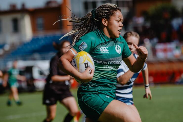 Fifth Place Finish For Ireland Under-18 Women