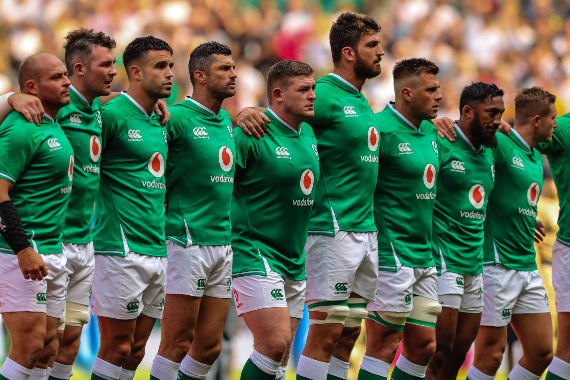 Allow Ireland's most-Experienced Players to go Abroad'