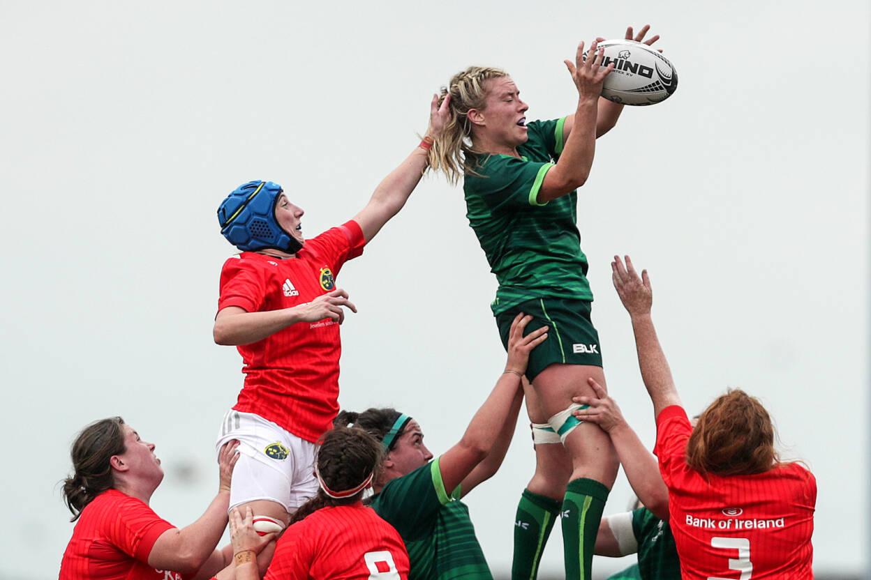 Excitement Builds Ahead Of Women's Interpro Semi-Finals