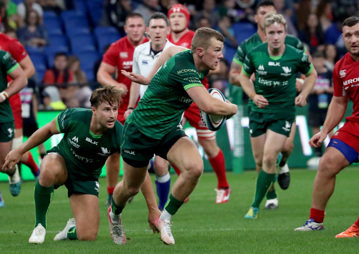 Connacht Finish With A Flourish Against Ireland's Pool Opponents