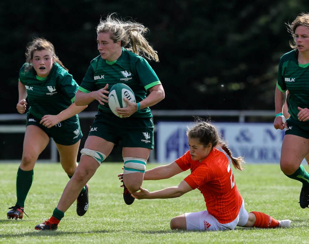 Connacht And Leinster Qualify For Women's Interpro Decider