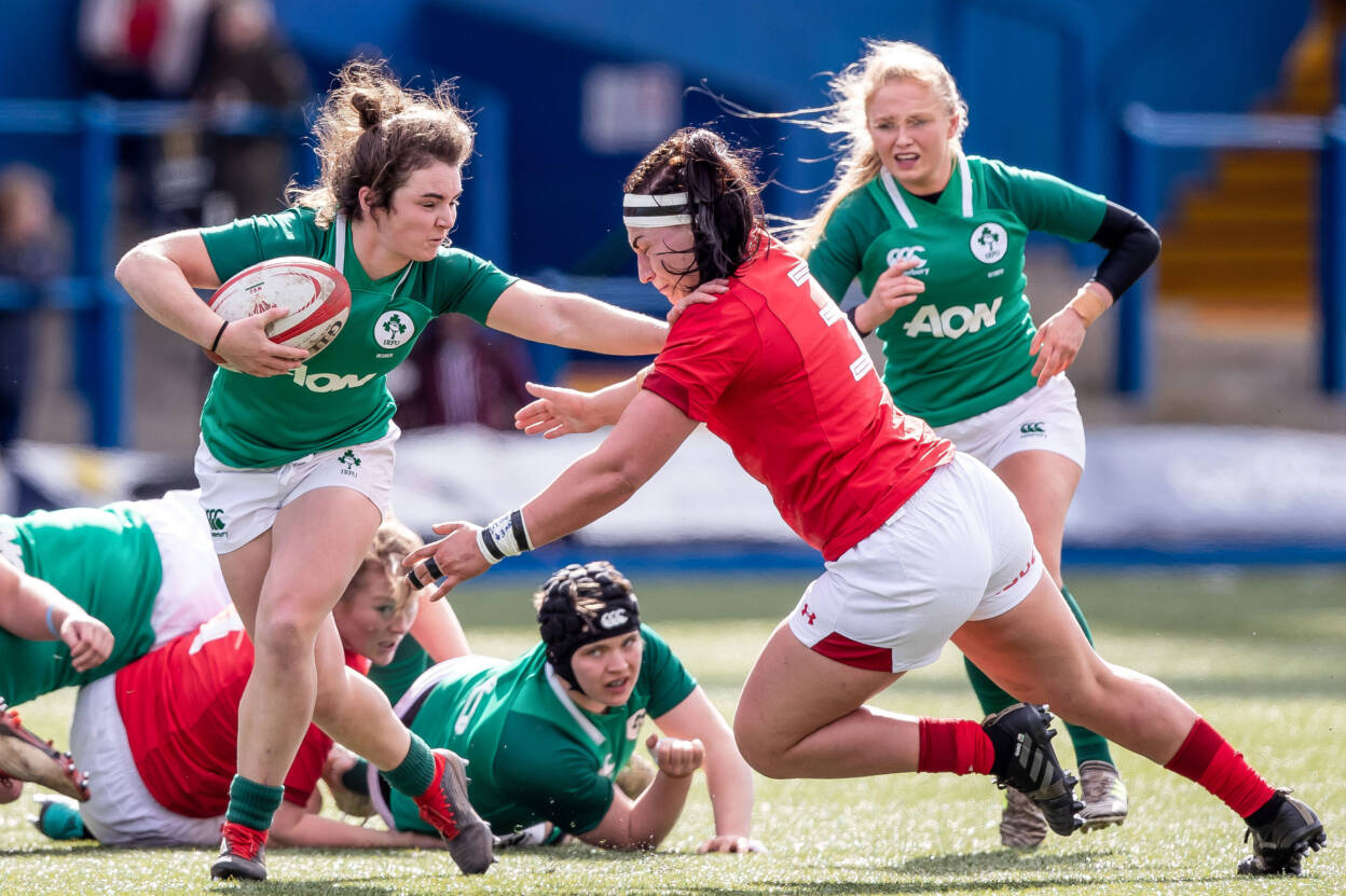 Ireland Women Set For Busy November With Training Camps And Wales Test