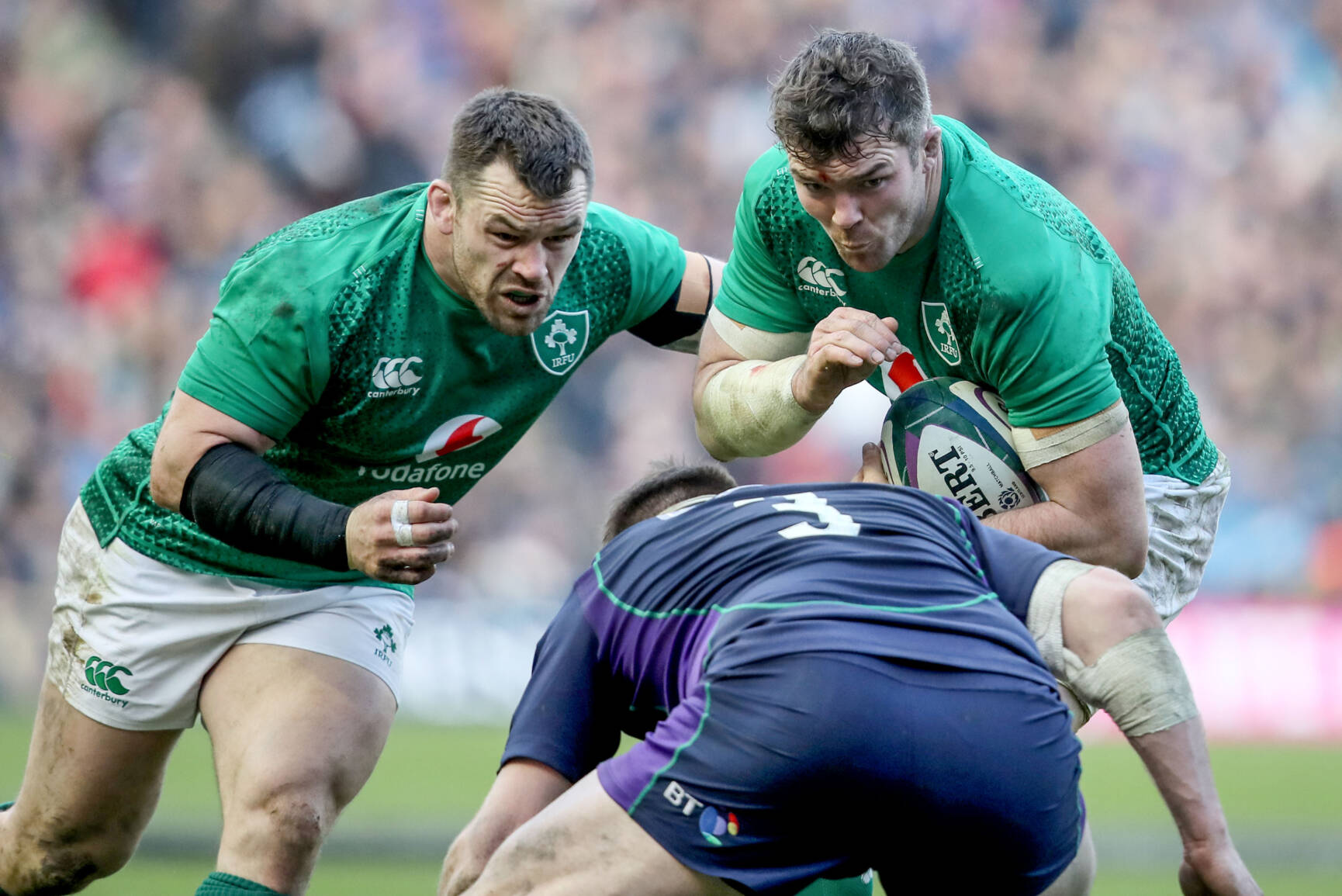 scotland v ireland rugby reports