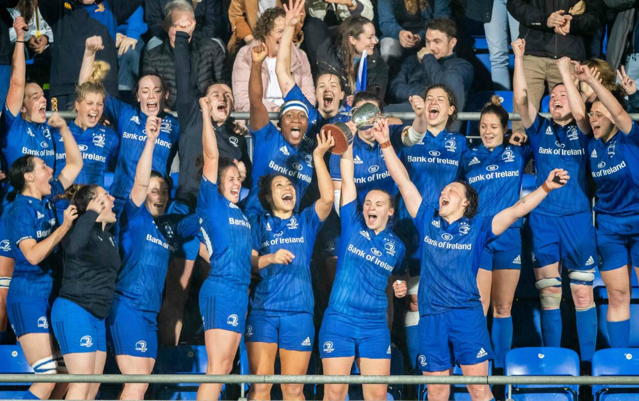 Historic Leinster Claim Back-To-Back Women's Interprovincial Championships