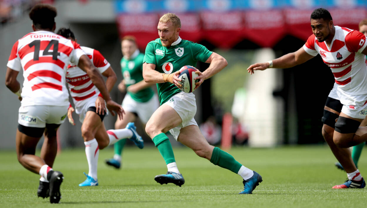 World Class Work-Outs In Your Home From IRFU Athletic Performance Experts