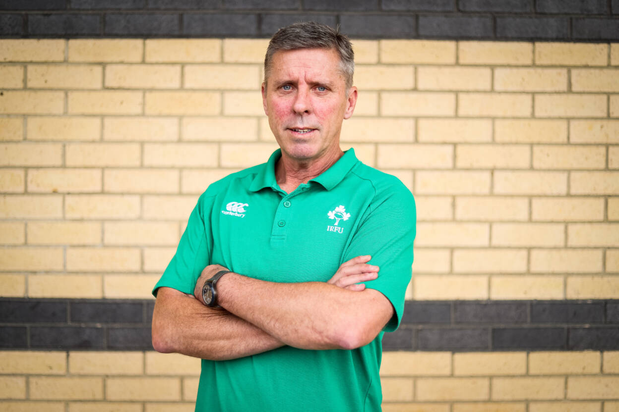 Eddy Excited As Ireland Sevens Programme Doubles Up For World Series