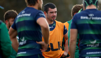 Leader, Robb And Boyle To Start For Connacht