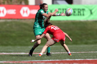 Ireland Women Begin World Series With Eighth Place Finish