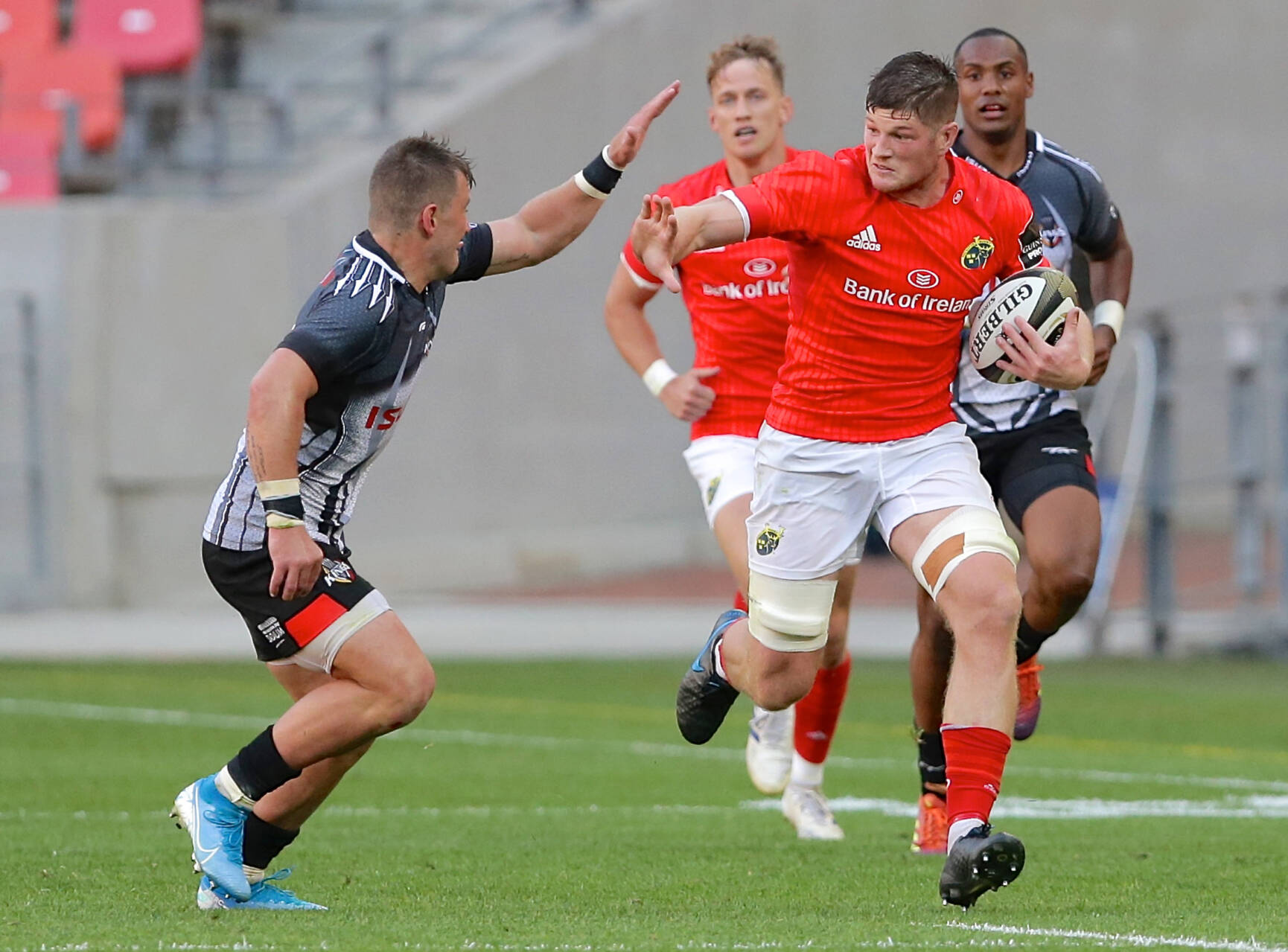 Munster Start South African Tour With Bonus Point Success