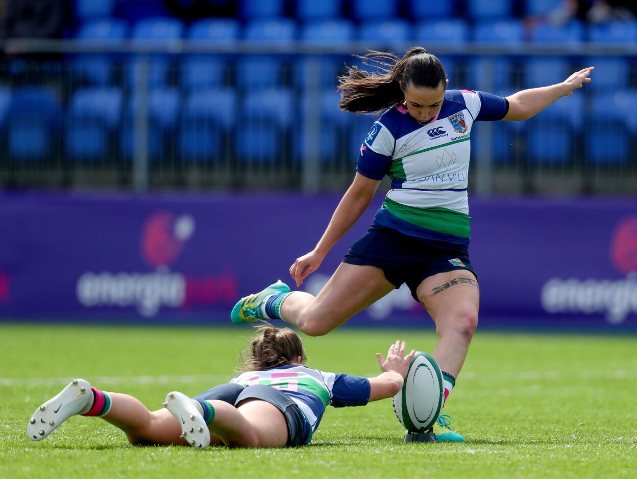 Energia Women's All-Ireland League Kicks On From Cup