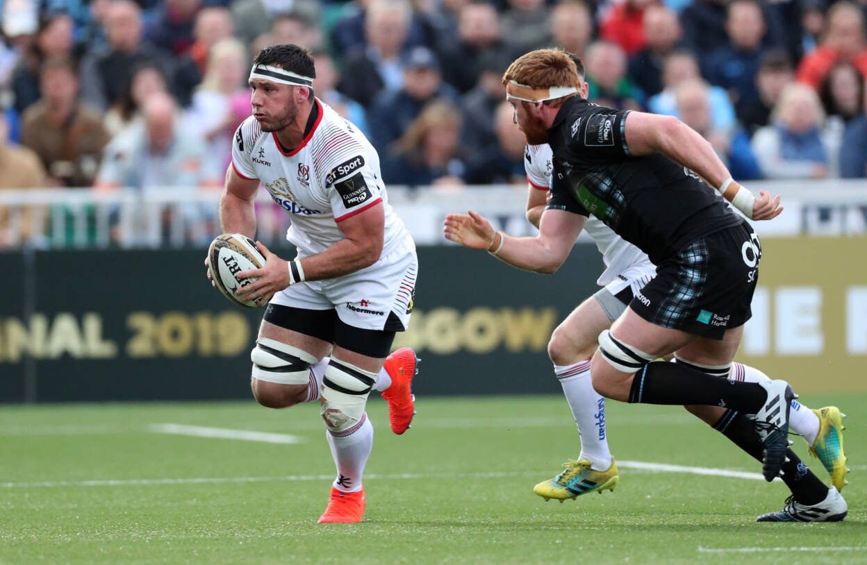 Coetzee Comes In As One Of Ulster's Five Changes