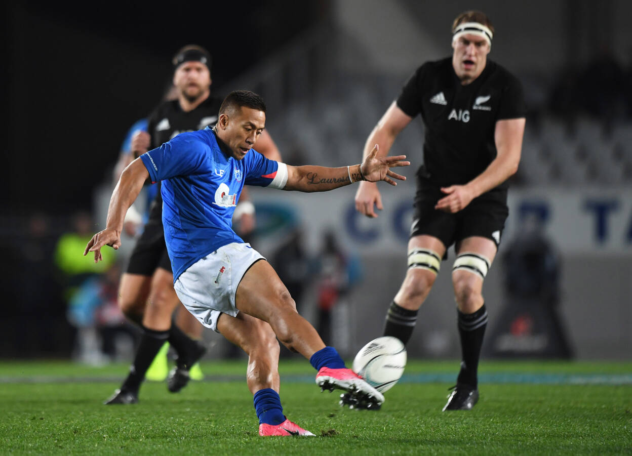 Samoa Call On Mulipola And Paulo For World Cup Finale
