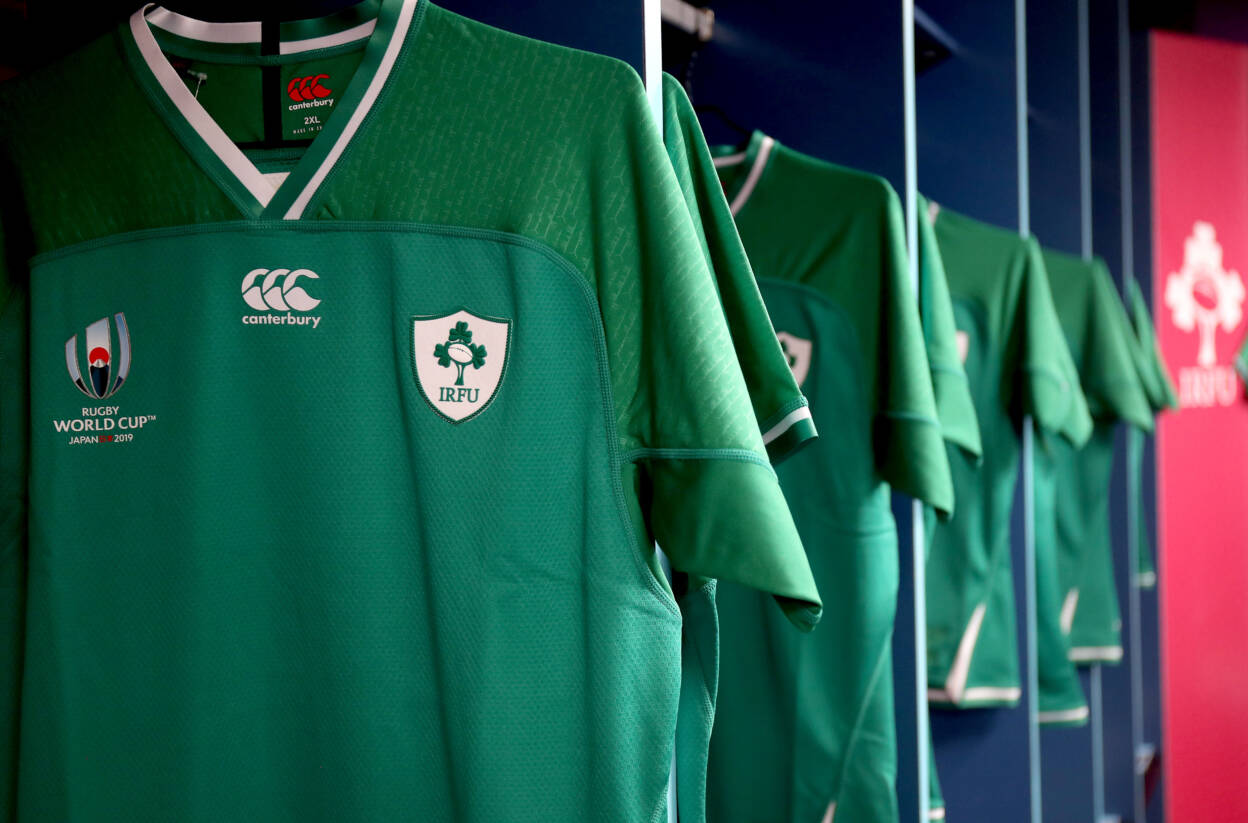 Head-To-Head: Ireland v Samoa