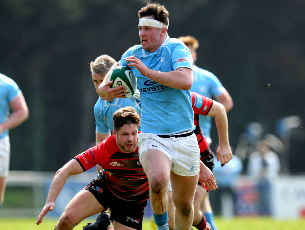 Energia All-Ireland League Division 1A: Round 2 Review