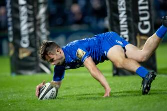 Leinster Sting Edinburgh With Four-Try Second Half Salvo