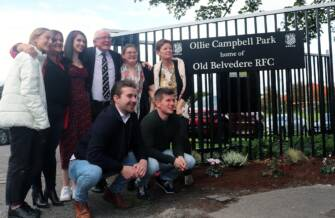 Ollie Campbell Park – Home Of Old Belvedere