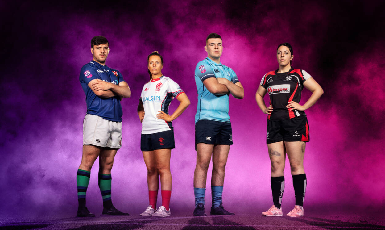 Line-Ups Confirmed For Energia Men's Community Series