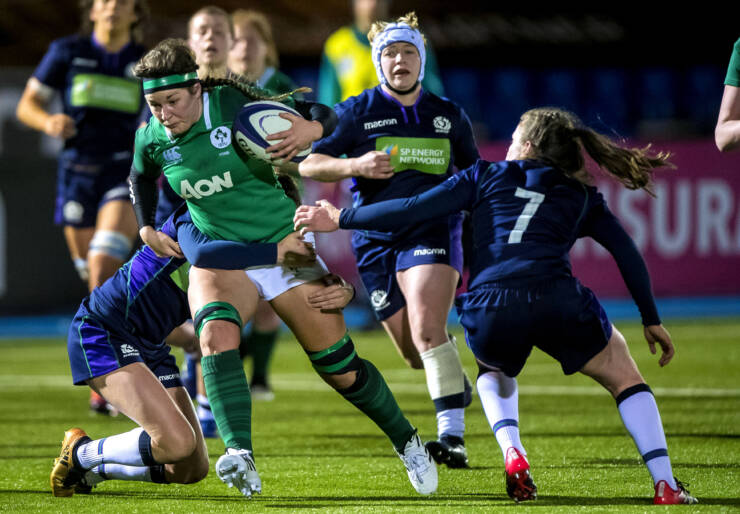 Griggs Finalises 26-Strong Ireland Women's Squad For Edinburgh Camp
