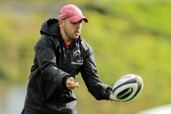 Ferreira Extends Munster Contract As Rowntree Arrives
