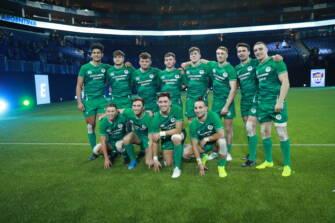 Ireland Sevens Teams Enjoy RugbyX Experience In London