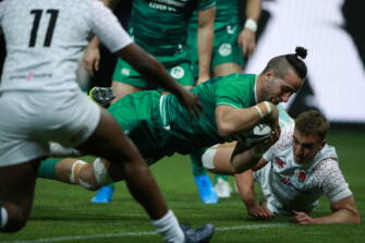 Eddy Pleased With London Workout As Sevens Teams Count Down To Dubai