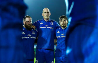 Toner To Captain Leinster Alongside Baird