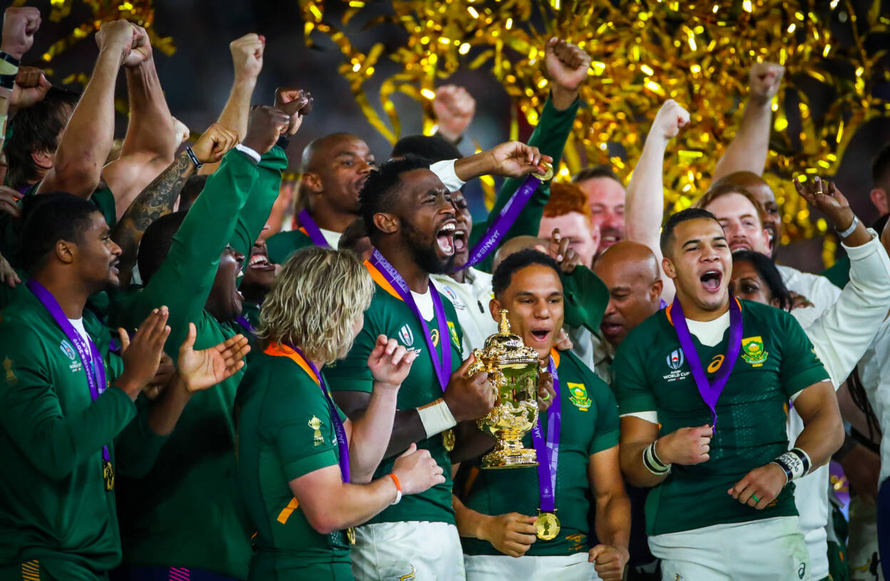 World Champions South Africa Heading For Ireland In 2020