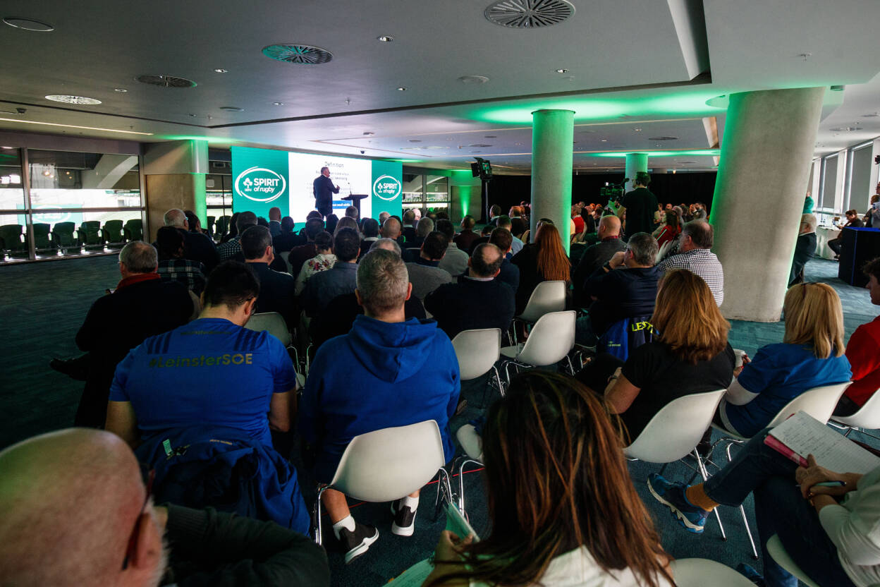 Sustaining Irish Rugby Forum: Meet The Experts – Dr Una May