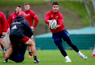 Munster Boosted By Eight Returning World Cup Players