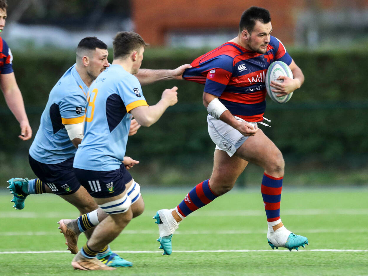 Energia All-Ireland League Division 1A: Round 5 Review