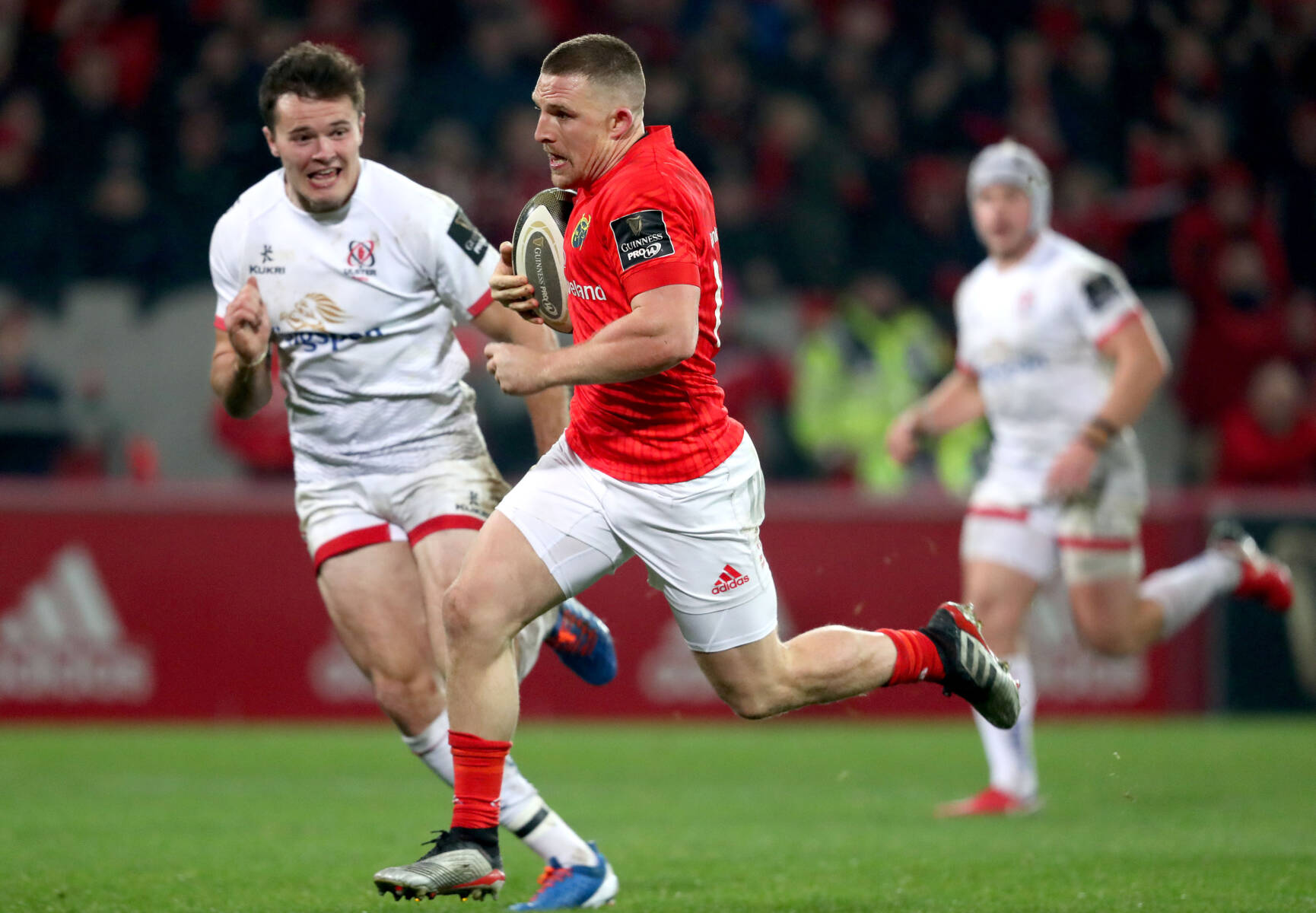 Conway's Classy Try Decides Interpro In Munster's Favour