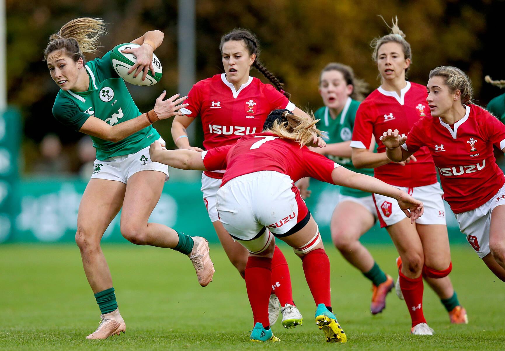 Last-Gasp Try Denies Ireland Women A Winning Start To Season