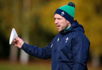 Griggs: We Showed Some Glimpses Of Really Good Rugby