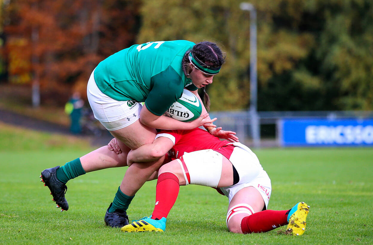 Teenage Dreams Fulfilled For Ireland Newcomer Bobbett