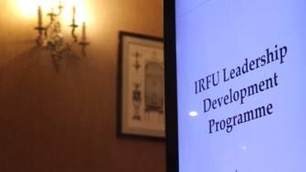 IRFU Leadership Development Programme