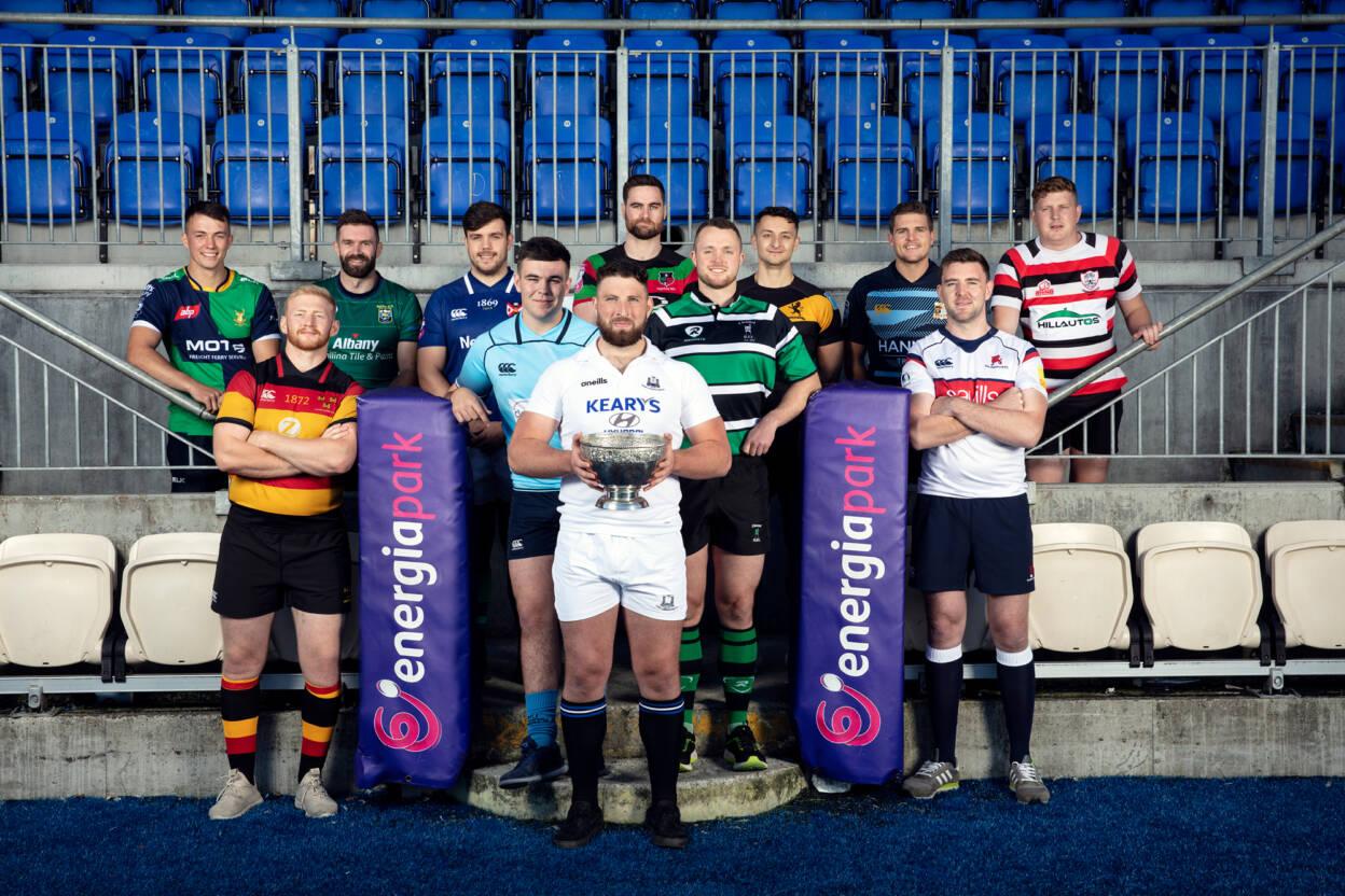 Energia All-Ireland League Launch