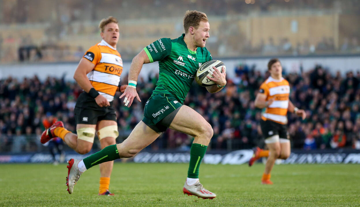 Marmion Extends Contract With Connacht Up To 2023