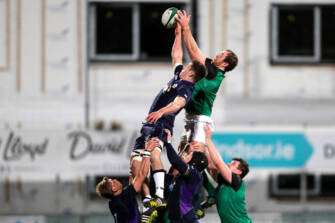 Coaching & Management Team Announced For Ireland Club XV