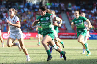McDowell Names Ireland Women's Sevens Squad For Dubai