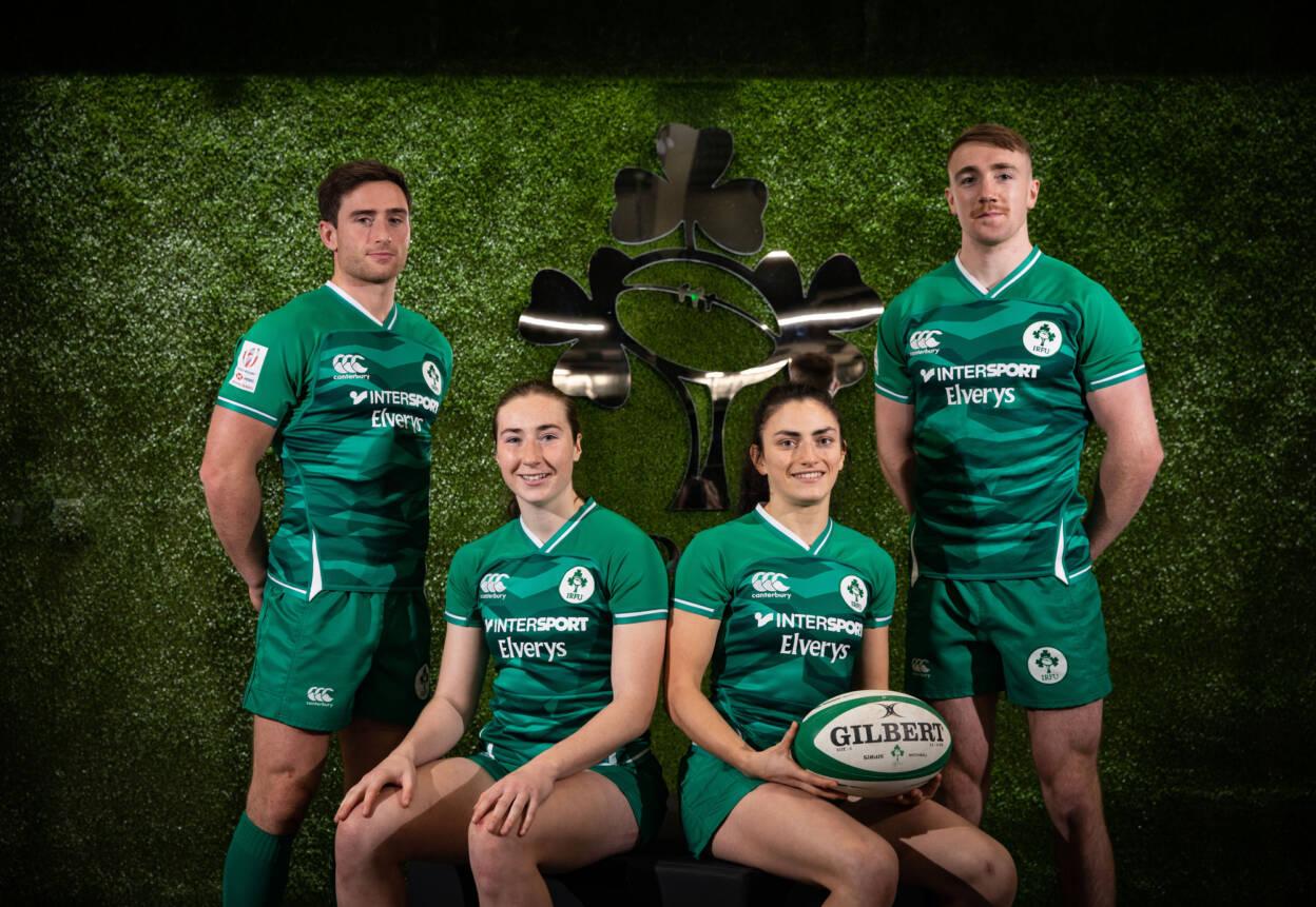 Ireland Sevens squads