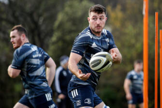 All Change For Leinster Ahead Of Glasgow Trip