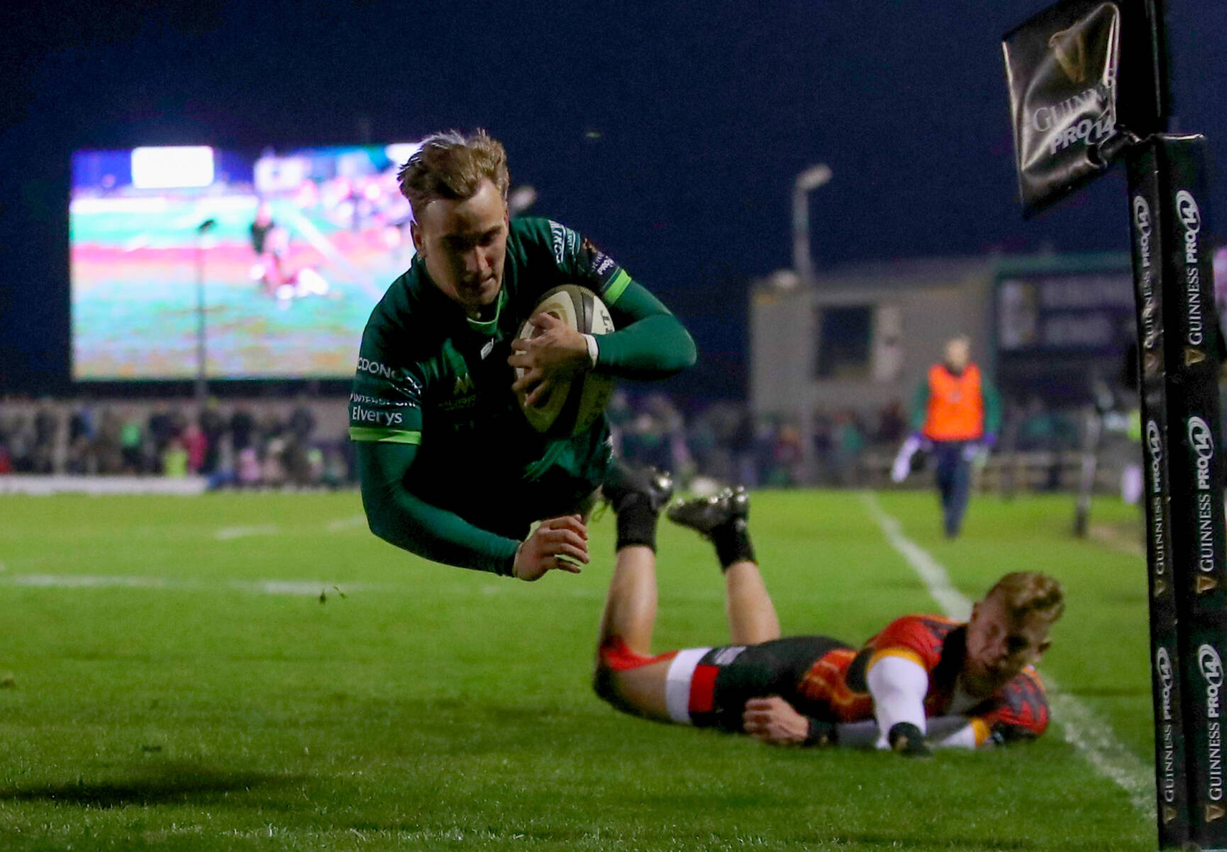 Bonus Point Success Moves Connacht Back Up To Second