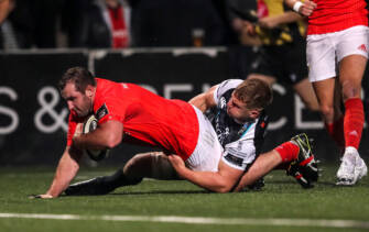 Cronin And Archer To Start As Munster Host Saracens