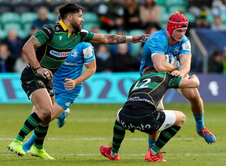Leinster Sweep Saints Aside In Dominant Second Half Performance