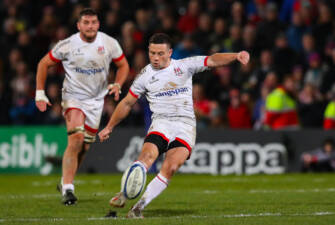 Ace Kicker Cooney Comes Up Trumps Again For Ulster